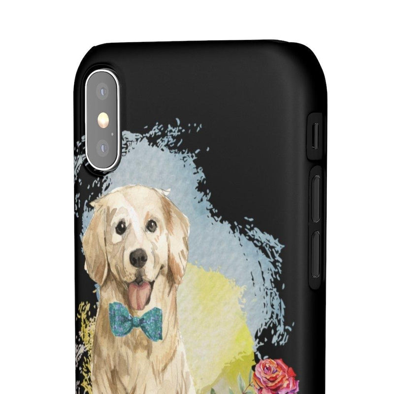 Phone Case Golden Retriever - LucyBed™ - the softest cat's and dog bed for a healthy and stress free sleep!