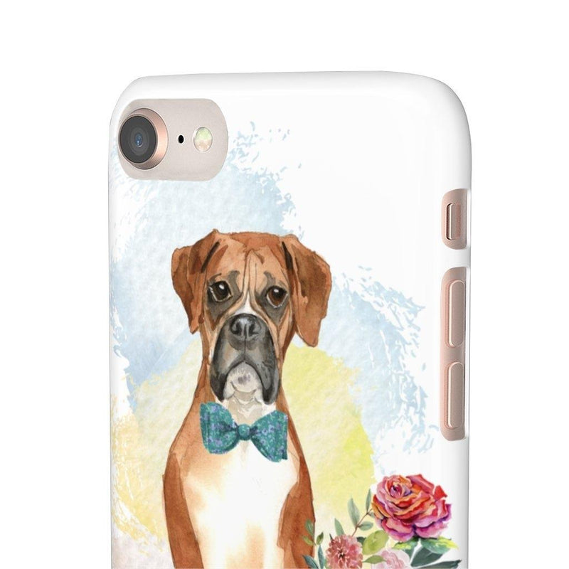 Phone Case Boxer - LucyBed™ - the softest cat's and dog bed for a healthy and stress free sleep!