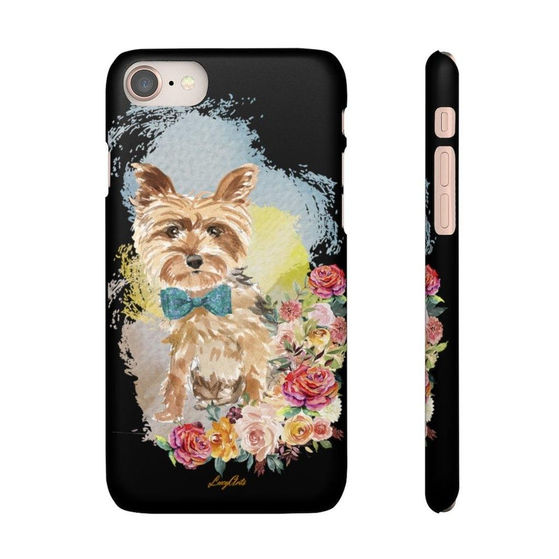 Phone Case Yorkshire Terrier - LucyBed™ - the softest cat's and dog bed for a healthy and stress free sleep!