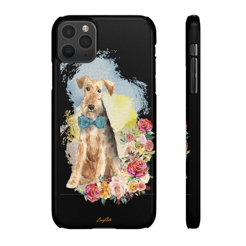 Phone Case Welsh Terrier - LucyBed™ - the softest cat's and dog bed for a healthy and stress free sleep!