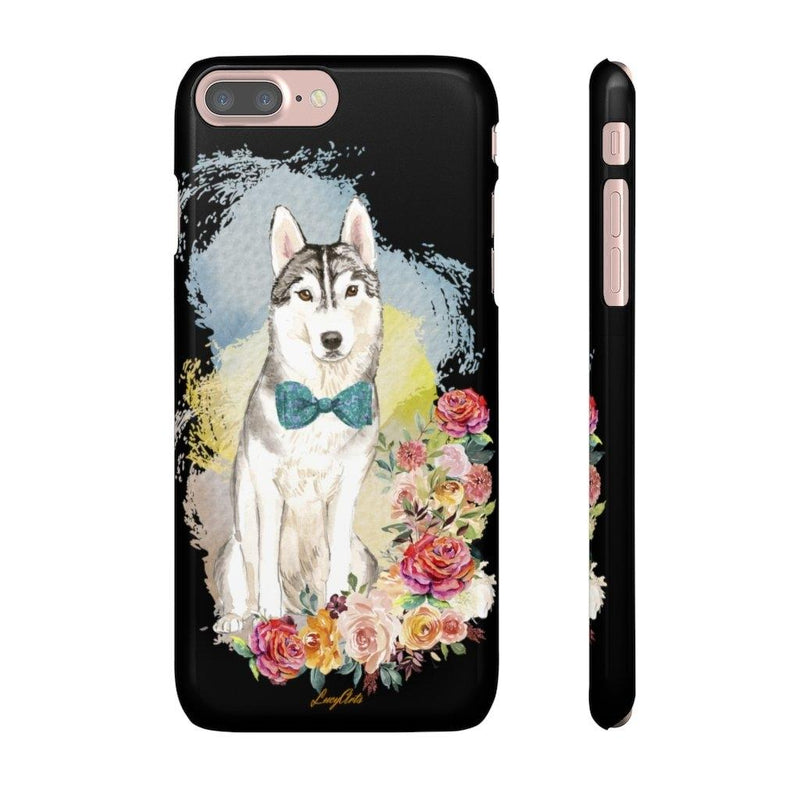 Phone Case Husky - LucyBed™ - the softest cat's and dog bed for a healthy and stress free sleep!