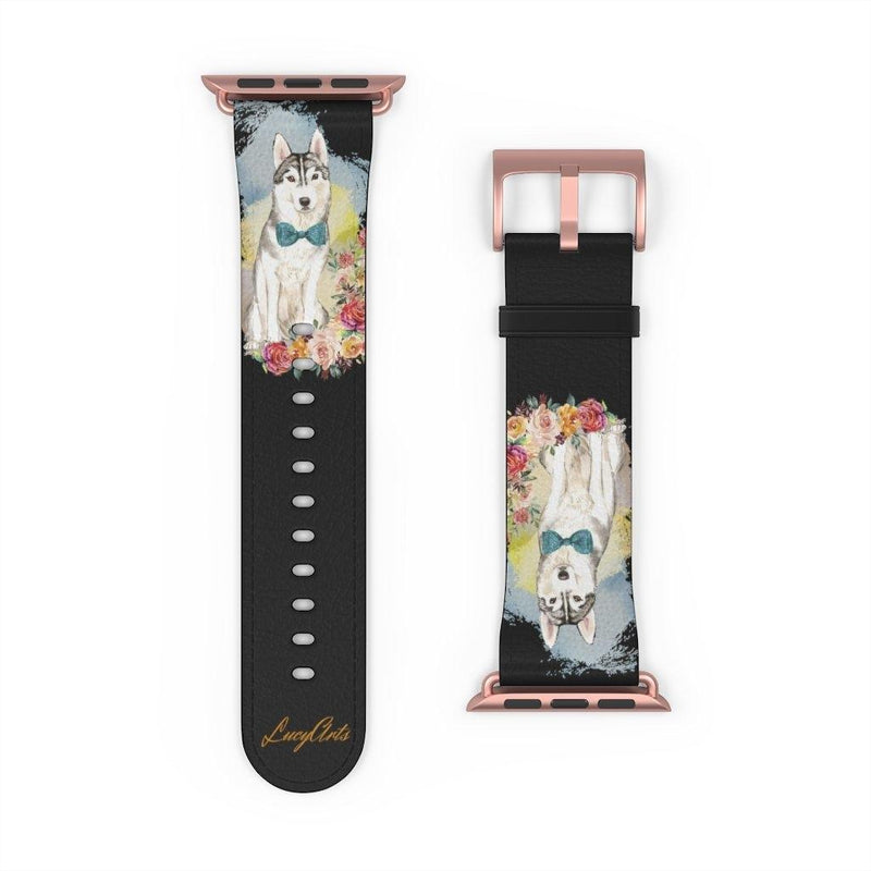 Watch Band Husky - LucyBed™ - the softest cat's and dog bed for a healthy and stress free sleep!