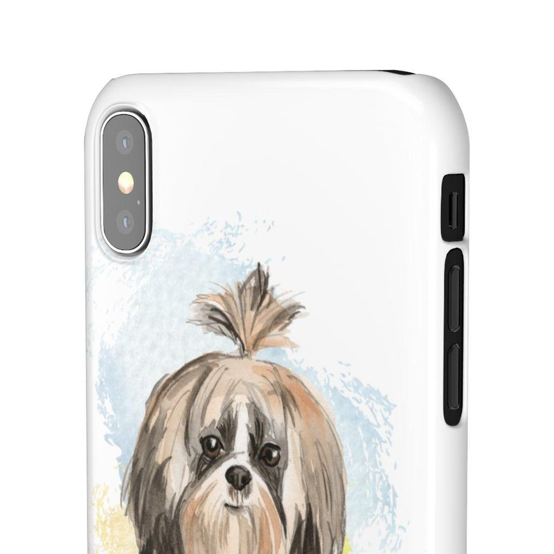 Phone Case Shih Tzu - LucyBed™ - the softest cat's and dog bed for a healthy and stress free sleep!