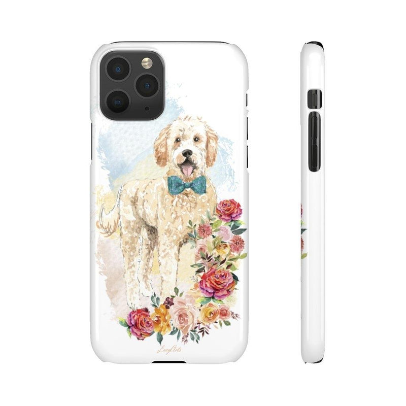 Phone Case Golden Terrier - LucyBed™ - the softest cat's and dog bed for a healthy and stress free sleep!