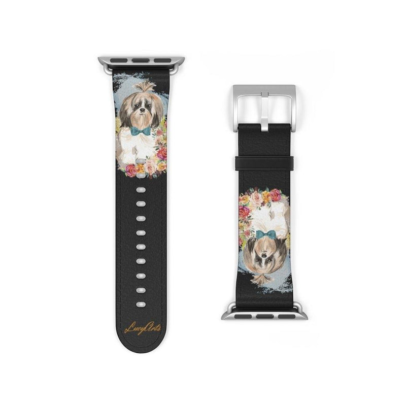 Watch Band Shih Tzu - LucyBed™ - the softest cat's and dog bed for a healthy and stress free sleep!