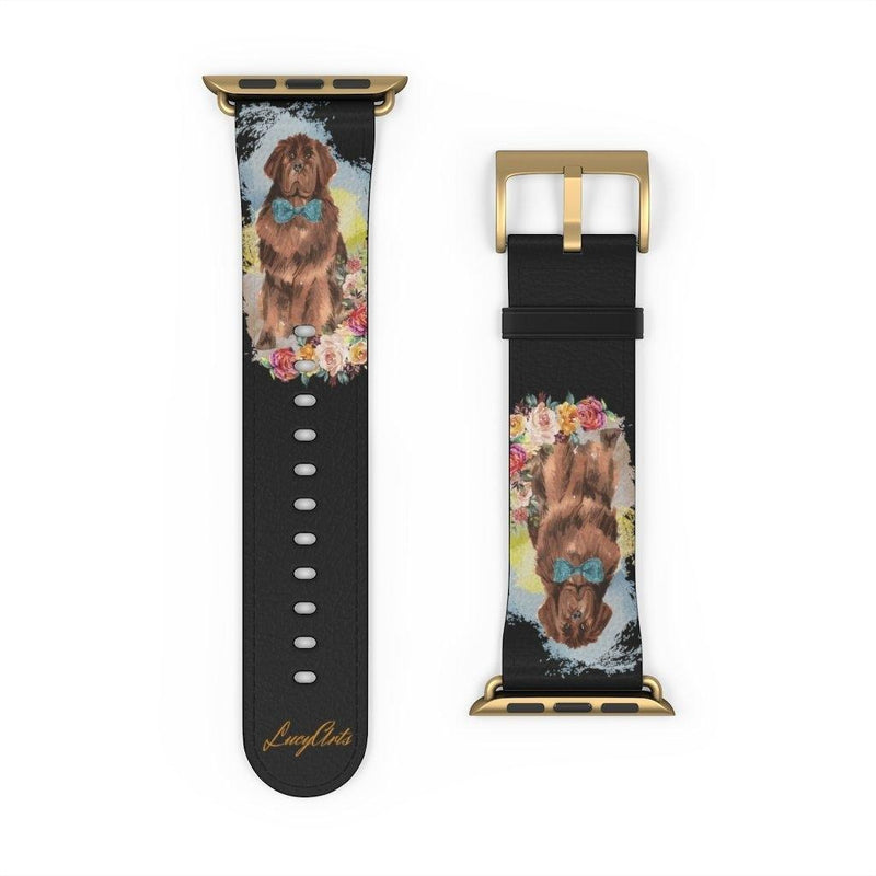 Watch Band Newfoundland - LucyBed™ - the softest cat's and dog bed for a healthy and stress free sleep!