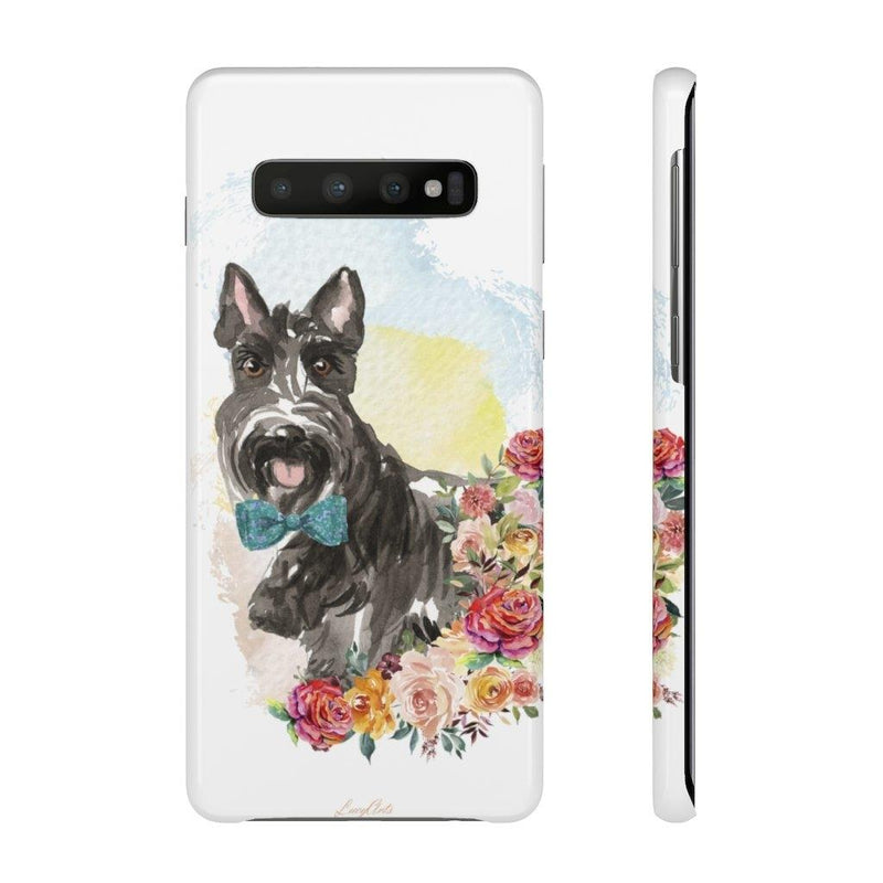 Phone Case Scottish Terrier - LucyBed™ - the softest cat's and dog bed for a healthy and stress free sleep!
