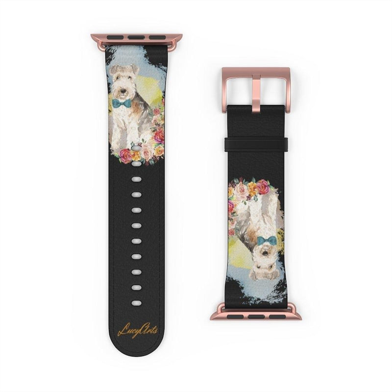 Watch Band Lakeland Terrier - LucyBed™ - the softest cat's and dog bed for a healthy and stress free sleep!