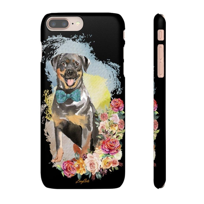 Phone Case Rottweiler - LucyBed™ - the softest cat's and dog bed for a healthy and stress free sleep!