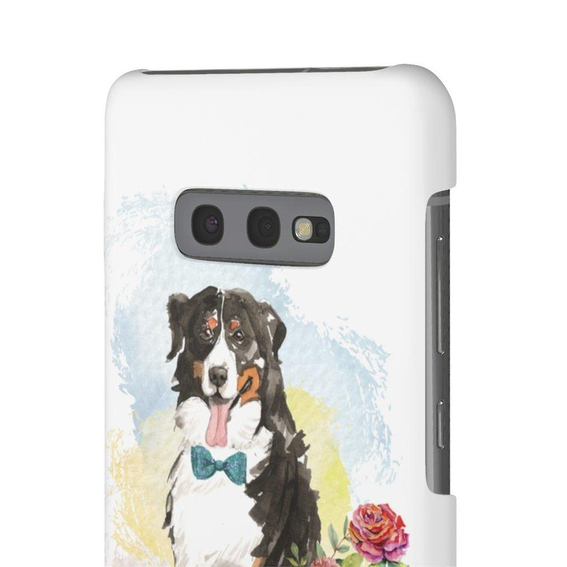 Phone Case Bernese Mountain - LucyBed™ - the softest cat's and dog bed for a healthy and stress free sleep!