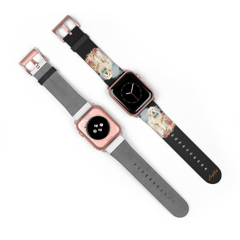 Watch Band Golden Terrier