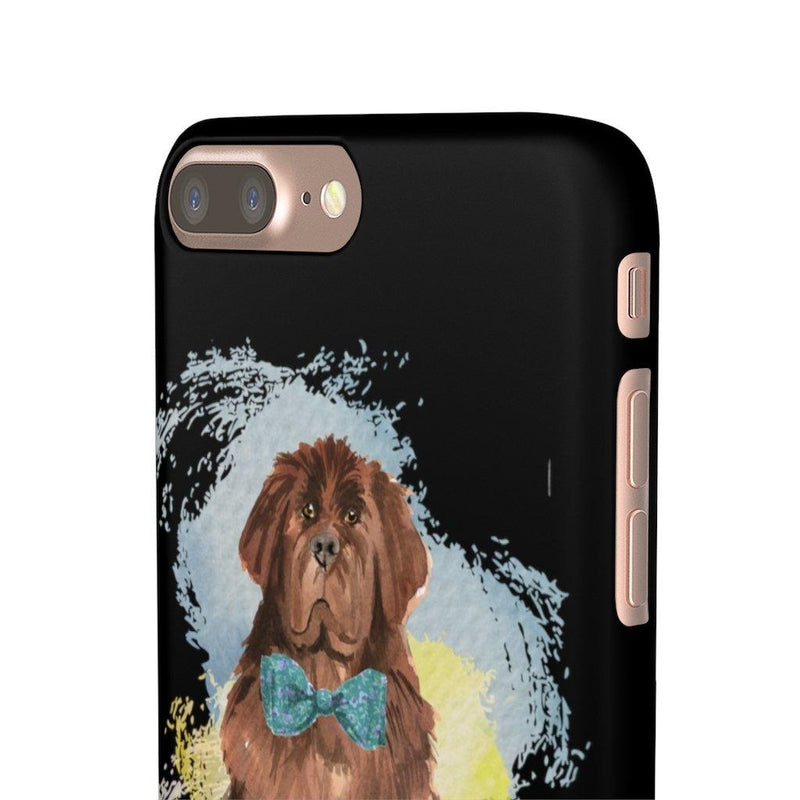 Phone Case Newfoundland - LucyBed™ - the softest cat's and dog bed for a healthy and stress free sleep!