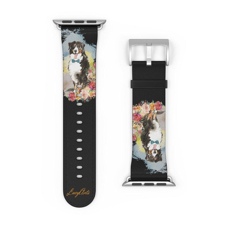 Watch Band Bernese Mountain - LucyBed™ - the softest cat's and dog bed for a healthy and stress free sleep!