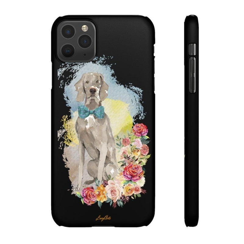 Phone Case Weimaraner - LucyBed™ - the softest cat's and dog bed for a healthy and stress free sleep!