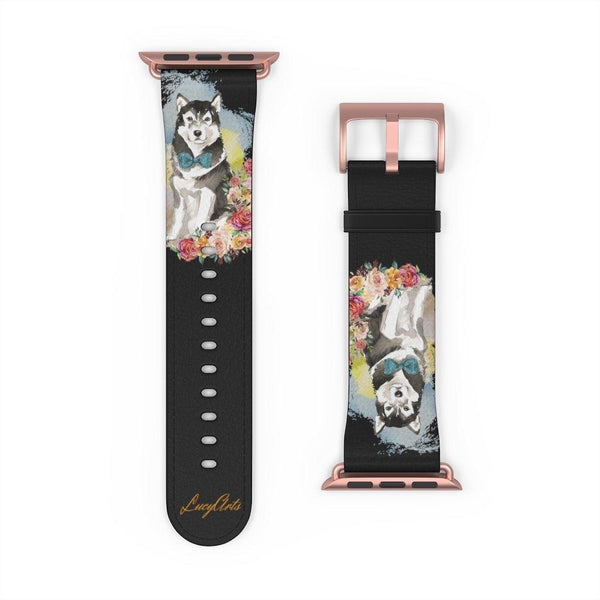Watch Band Malamute Husky - LucyBed™ - the softest cat's and dog bed for a healthy and stress free sleep!