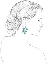 Load image into Gallery viewer, Ophelia Earrings