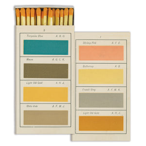 Chic Decorator Matches