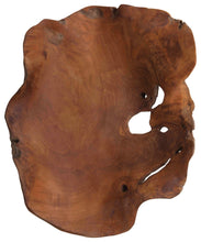 Load image into Gallery viewer, Teak Handcarved Bowl - FREE SHIPPING