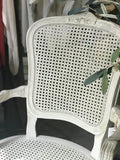 Caned French Chairs