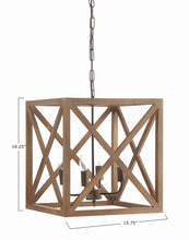 Load image into Gallery viewer, Geometric Chandelier - Free Shipping!
