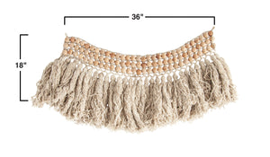 Fringe Wall Hanging - Free Shipping!