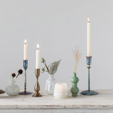 Load image into Gallery viewer, Hand-Forged Hammered Candle Holder, 2 Styles - FREE SHIPPING!