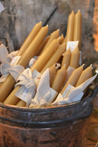 Purify Your Air w/ 100% Beeswax Candles