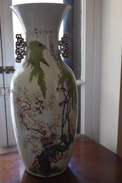 Buena Vista Collection: Chinese Urn Pair