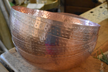 Load image into Gallery viewer, Copper-Finish Bowl