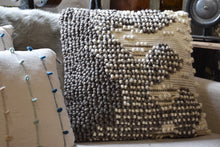 Load image into Gallery viewer, Wool Handwoven Textural Pillow