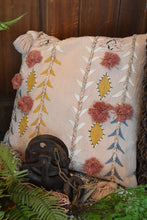 Load image into Gallery viewer, Pink Boho Pillow