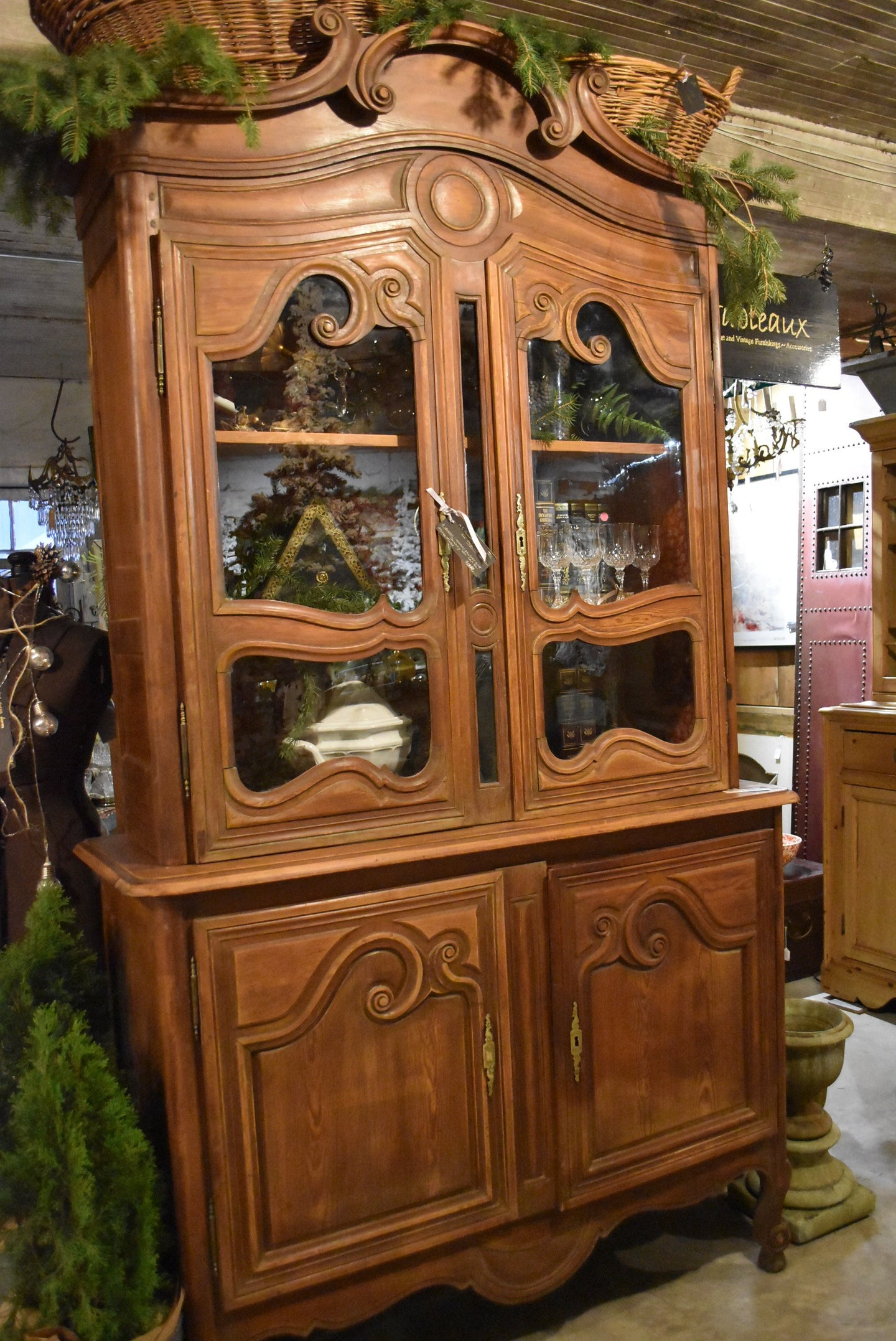 19th Century French Cupboard