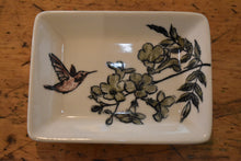 Load image into Gallery viewer, Floral Trinket Dish