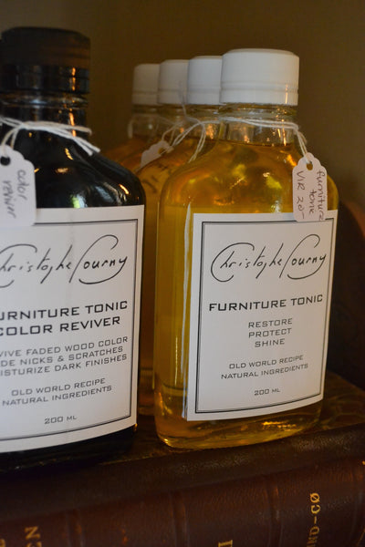 Christophe Pourny Organic Furniture Tonic