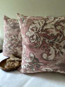 Yummy Handmade Designer Pillow Pair