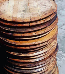 Bourbon Barrel Lid