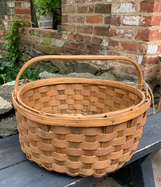 Vintage Basket from Maine