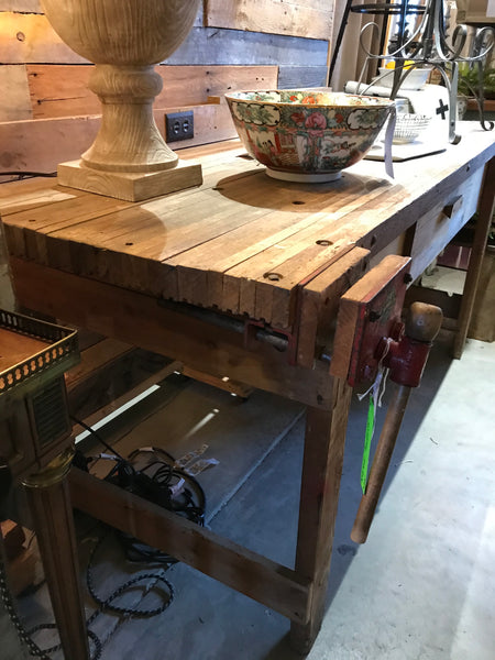 Vintage Workbench/Island