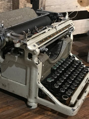 Cool Vintage Typewriter
