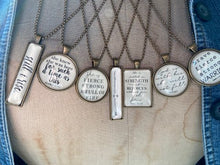 Load image into Gallery viewer, Faith Over Fear  Necklace