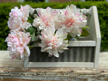 Load image into Gallery viewer, English-Cottage Faux Peony