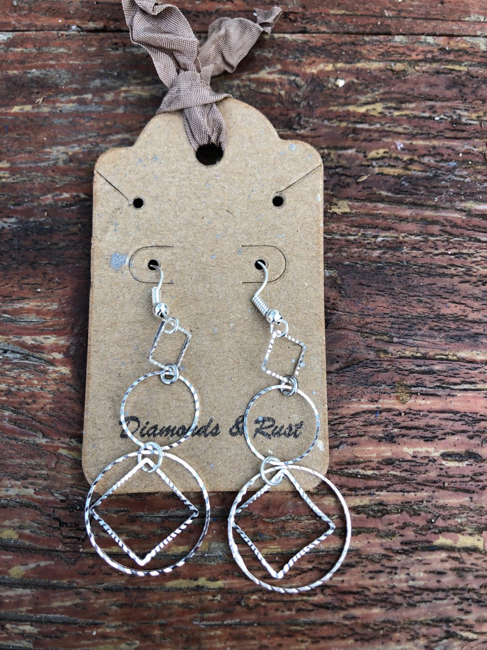 Delicate Patterns Earrings