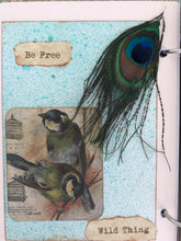 Load image into Gallery viewer, Handmade Art Journal #3