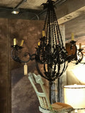 Wow-factor chandelier
