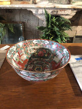 Load image into Gallery viewer, Rose Medallion Bowl