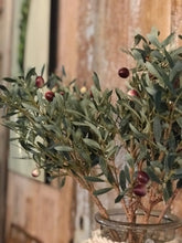 Load image into Gallery viewer, Faux Olive Branch