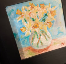 Load image into Gallery viewer, Original Daffodil Painting