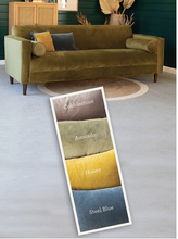 Load image into Gallery viewer, Modern Lines - Velvet Seating