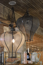 Load image into Gallery viewer, Mesh pendant lamp