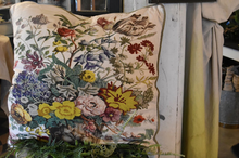 Load image into Gallery viewer, Pair of Embroidered Boho Pillows